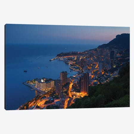 Monte Carlo Canvas Print #LNZ164} by Sergio Lanza Canvas Wall Art