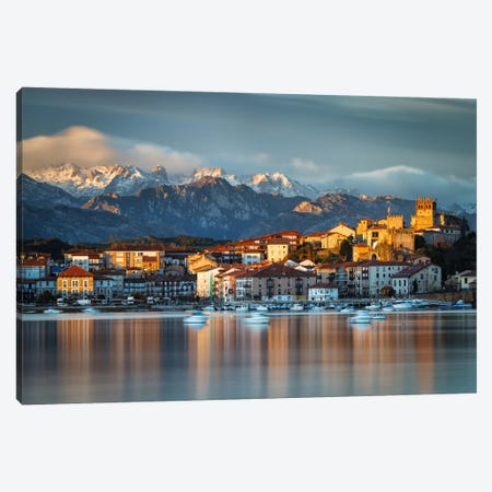 From The Mountains To The Sea Canvas Print #LNZ16} by Sergio Lanza Canvas Print