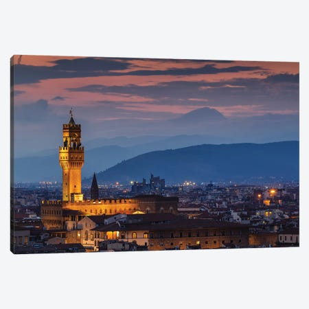 Old Palazzo Canvas Print #LNZ175} by Sergio Lanza Canvas Art Print