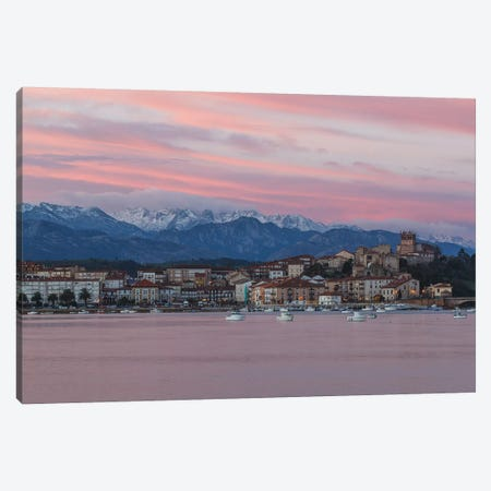 San Vicente de la Barquera, Spain II Canvas Print #LNZ193} by Sergio Lanza Canvas Art