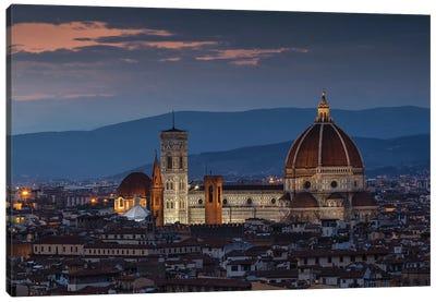 Santa Maria del Fiore, Florence Canvas Art Print