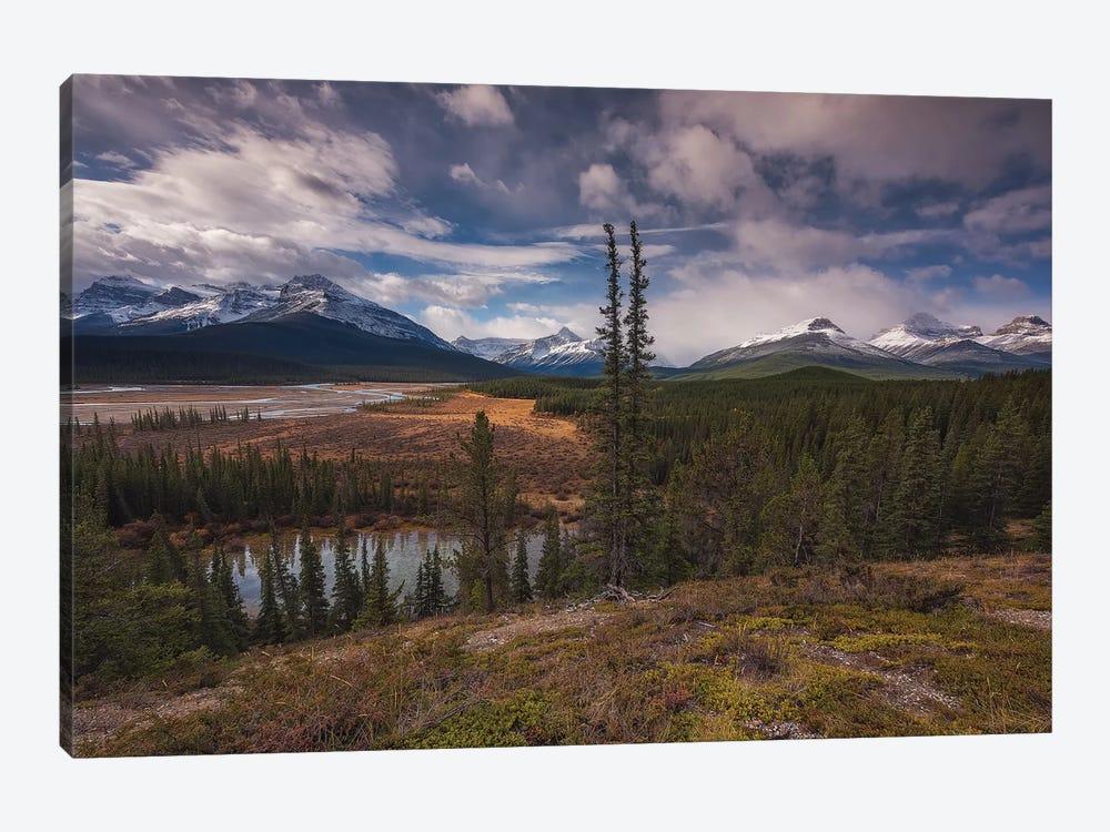 Saskatchewan by Sergio Lanza 1-piece Canvas Artwork