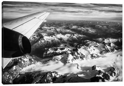 Alaska Range Canvas Print #LNZ1