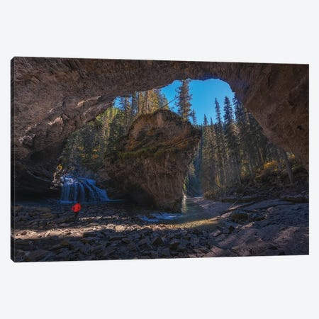 The Rock Canvas Print #LNZ220} by Sergio Lanza Canvas Wall Art