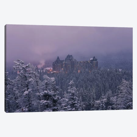 Winter Shining Canvas Print #LNZ247} by Sergio Lanza Canvas Print