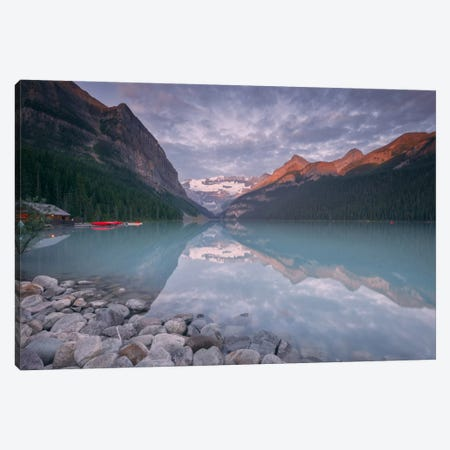Natural Mirror Canvas Print #LNZ30} by Sergio Lanza Canvas Wall Art