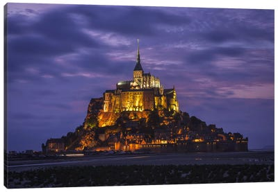 Saint Michel Canvas Art Print