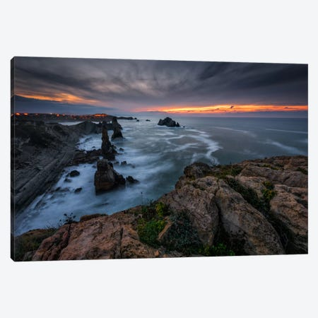 Sea Dreams Canvas Print #LNZ49} by Sergio Lanza Canvas Print