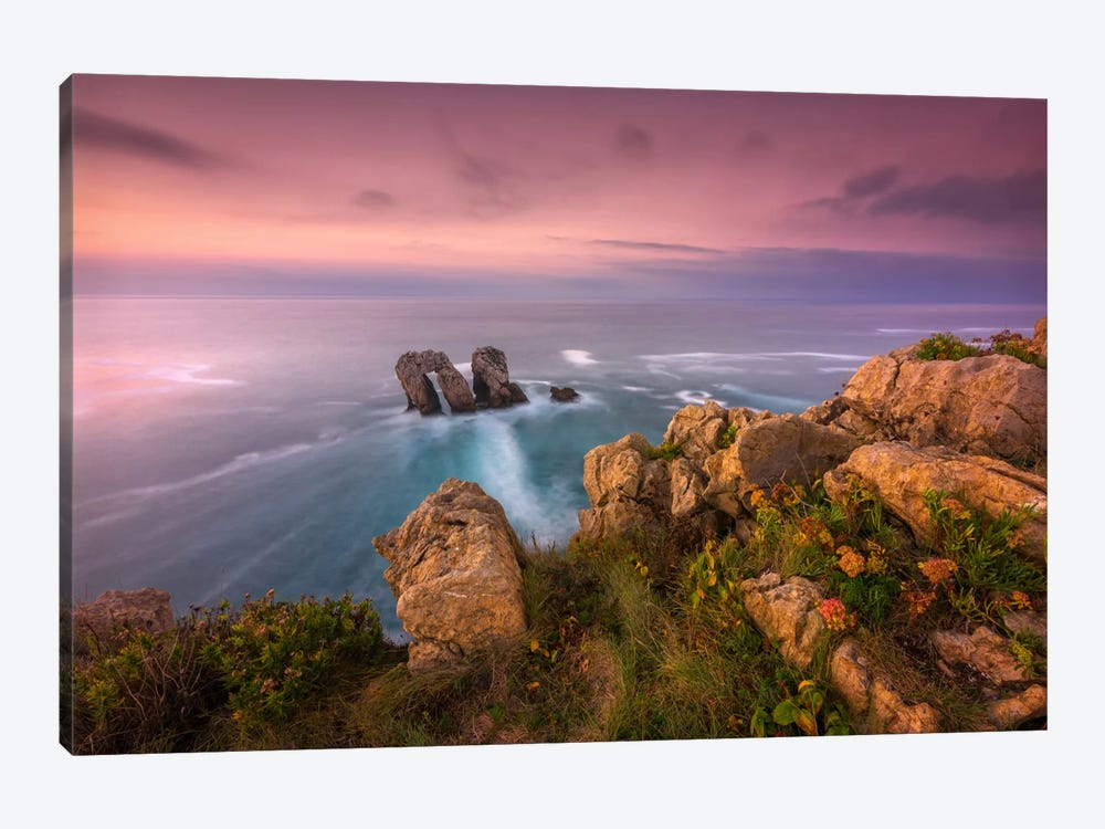 The Door Of The Sea by Sergio Lanza 1-piece Canvas Wall Art