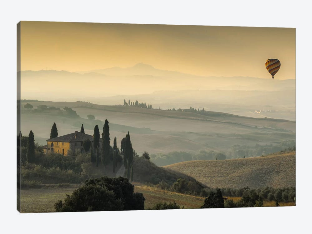 Tuscan Feelings by Sergio Lanza 1-piece Canvas Art