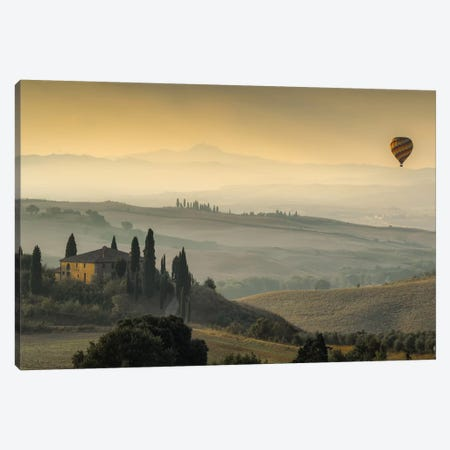 Tuscan Feelings Canvas Print #LNZ60} by Sergio Lanza Canvas Print