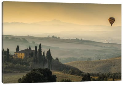 Tuscan Feelings Canvas Art Print