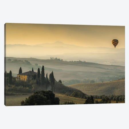 Tuscan Feelings 3-Piece Canvas #LNZ60} by Sergio Lanza Canvas Print