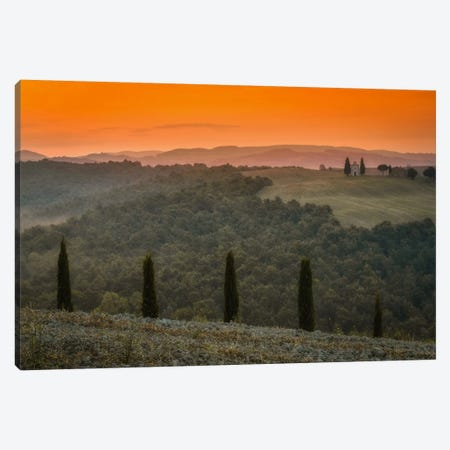 Tuscany Canvas Print #LNZ61} by Sergio Lanza Canvas Print