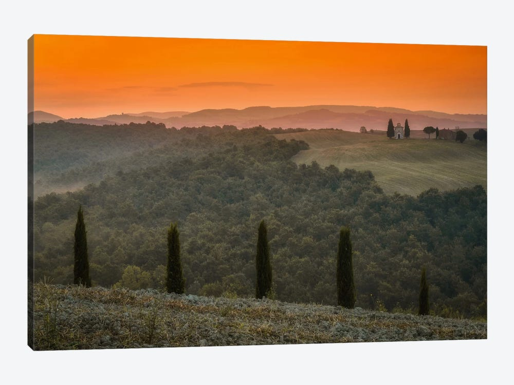 Tuscany by Sergio Lanza 1-piece Art Print