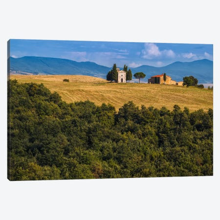 Tuscany Views Canvas Print #LNZ62} by Sergio Lanza Canvas Print