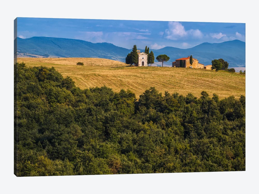 Tuscany Views by Sergio Lanza 1-piece Canvas Art