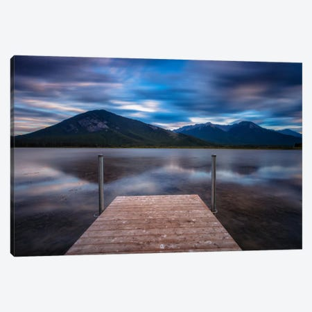 Vermilion Canvas Print #LNZ64} by Sergio Lanza Canvas Artwork