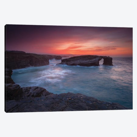 As Catedrais Canvas Print #LNZ73} by Sergio Lanza Canvas Art