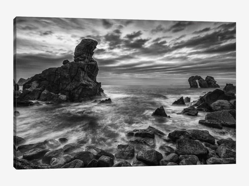 Broken Coast by Sergio Lanza 1-piece Canvas Art