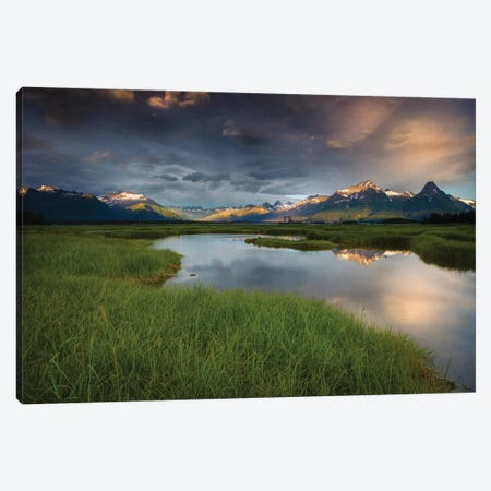 Beautiful Valdez Canvas Print #LNZ81} by Sergio Lanza Canvas Art Print