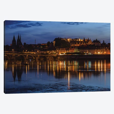 Blois, France Canvas Print #LNZ84} by Sergio Lanza Canvas Artwork
