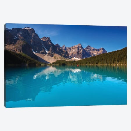 Blue Dreams Canvas Print #LNZ86} by Sergio Lanza Canvas Artwork