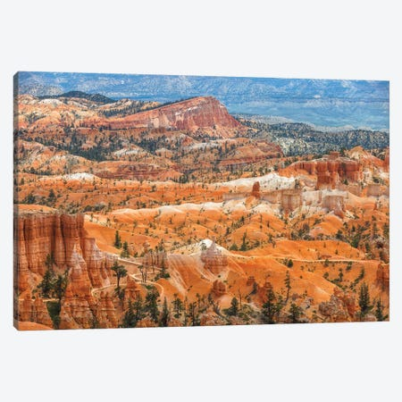 Bryce Canyon Canvas Print #LNZ93} by Sergio Lanza Canvas Wall Art