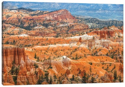 Bryce Canyon Canvas Art Print