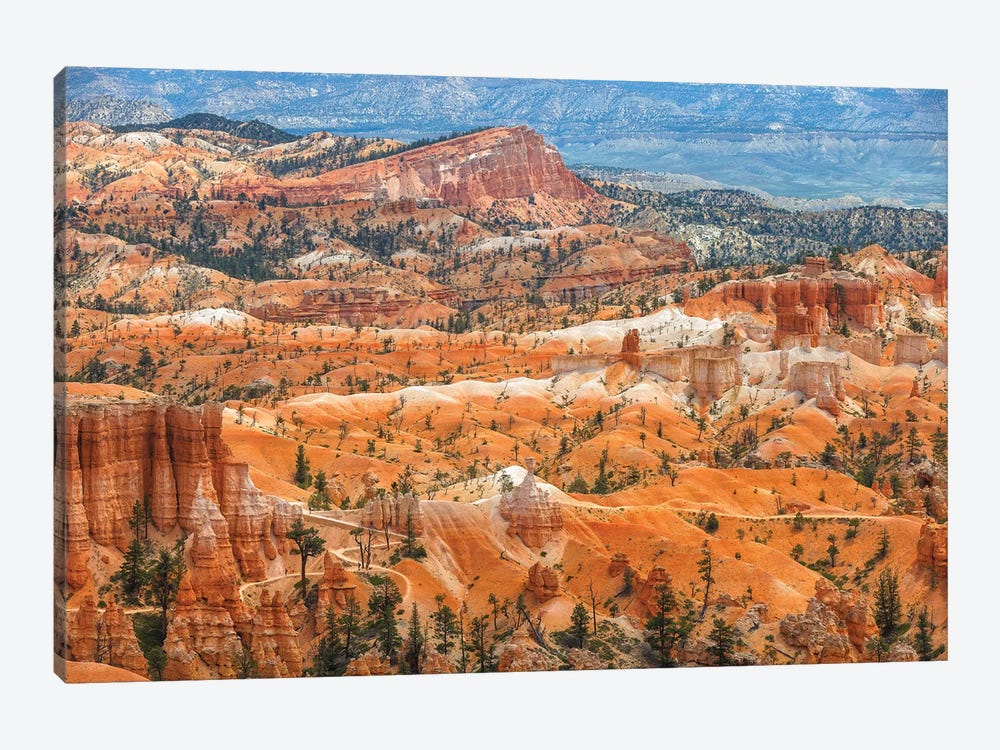 Bryce Canyon by Sergio Lanza 1-piece Canvas Wall Art
