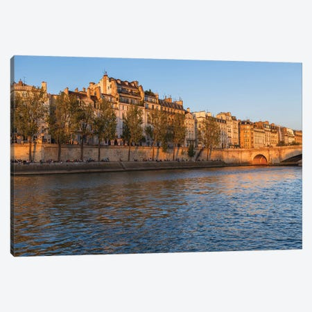 By The River Canvas Print #LNZ94} by Sergio Lanza Art Print