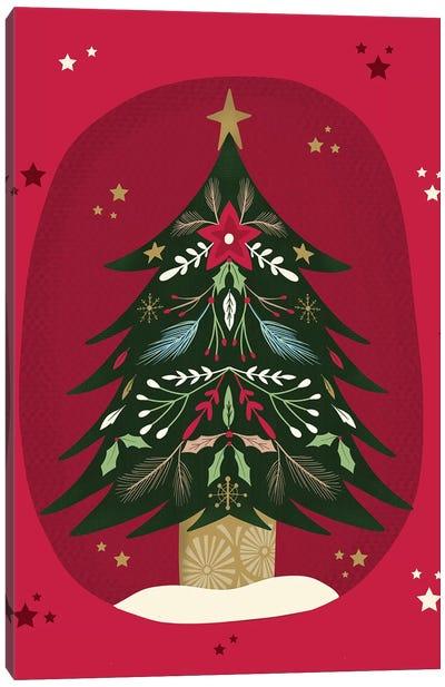 A Christmas Wish I Canvas Art Print