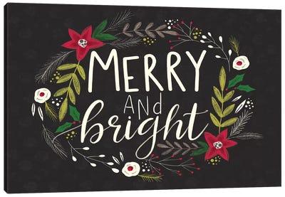 Merry Days III Canvas Art Print