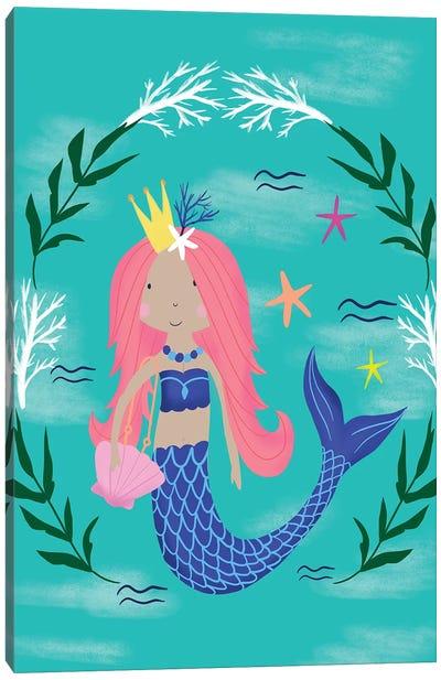 Magical Mermaids Canvas Art Print