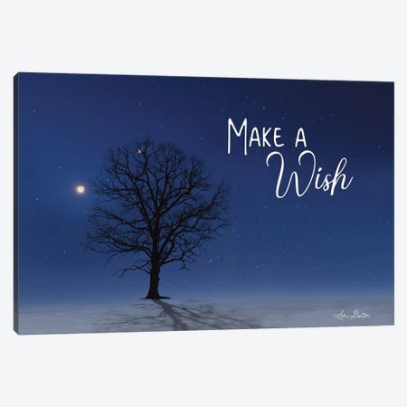 Make a Wish Canvas Print #LOD100} by Lori Deiter Canvas Print
