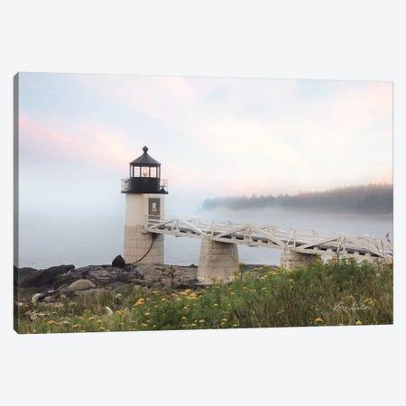 Marshall Point Lighthouse Canvas Print #LOD101} by Lori Deiter Art Print