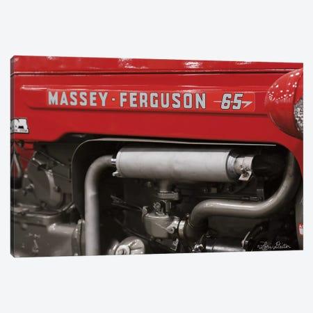 Massey-Ferguson I Canvas Print #LOD102} by Lori Deiter Art Print