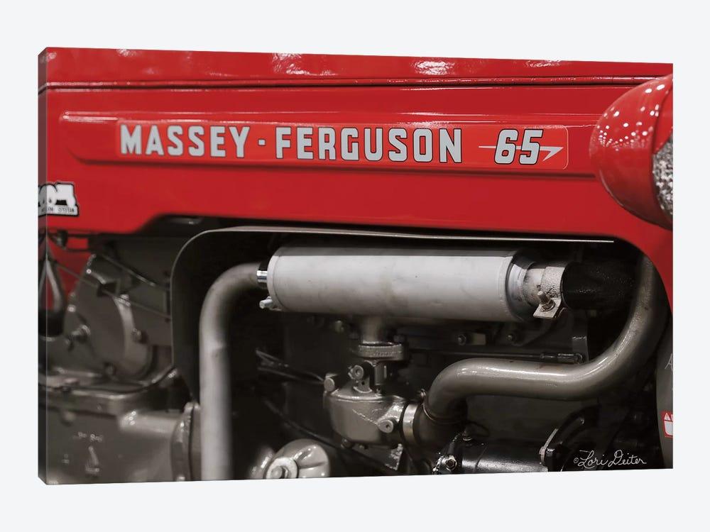 Massey-Ferguson I by Lori Deiter 1-piece Art Print