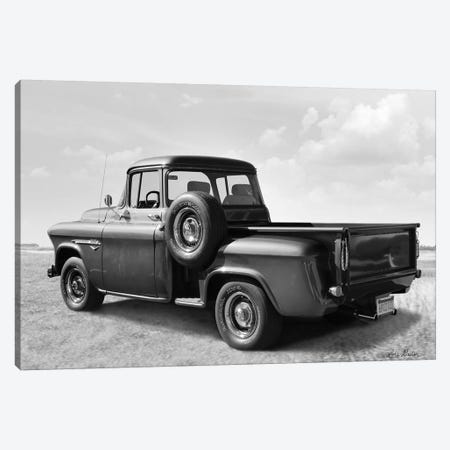 Chevy Truck Canvas Print #LOD142} by Lori Deiter Canvas Art Print