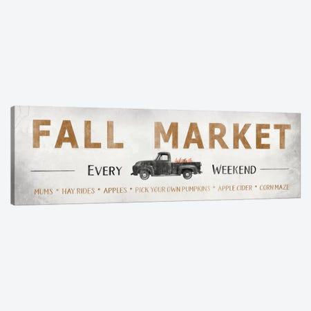 Fall Market   Canvas Print #LOD148} by Lori Deiter Canvas Art Print