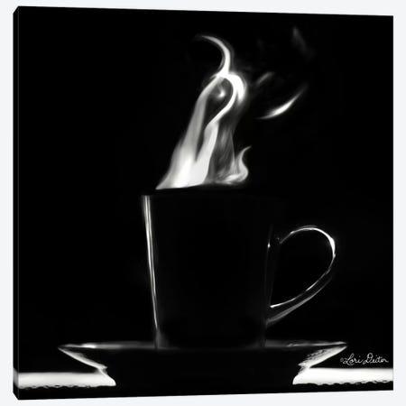 Coffee Time II Canvas Print #LOD14} by Lori Deiter Canvas Wall Art