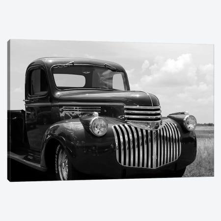 Restored Chevy Truck Canvas Print #LOD159} by Lori Deiter Canvas Artwork