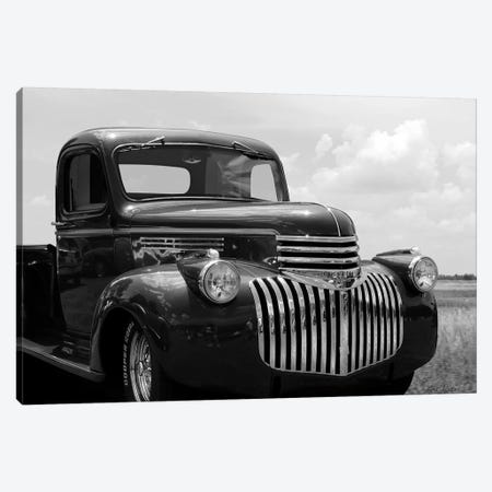 Restored Chevy Truck Canvas Print #LOD159} by Lori Deiter Canvas Artwork