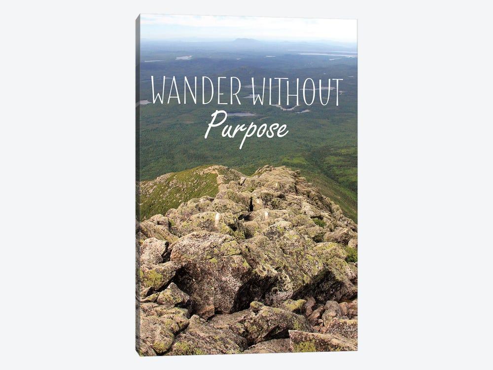 Wander Without Purpose by Lori Deiter 1-piece Canvas Print