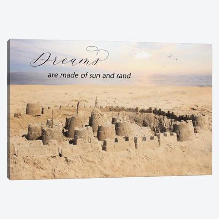 Dreams 3-Piece Canvas #LOD173} by Lori Deiter Canvas Art