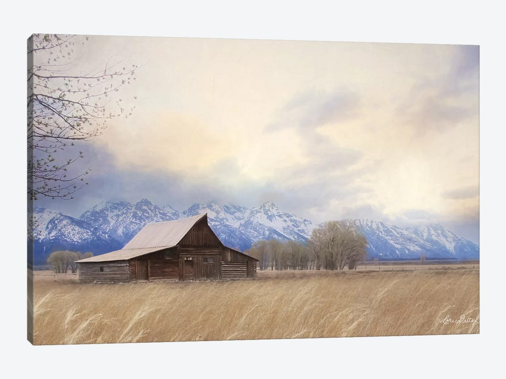 Faith to Move Mountains by Lori Deiter 1-piece Canvas Wall Art