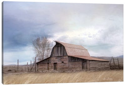 Moulton Ranch    Canvas Art Print