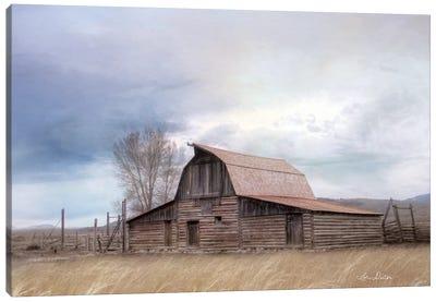 Moulton Ranch    Canvas Art Print