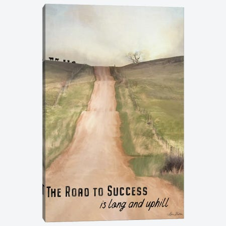 Road to Success Canvas Print #LOD193} by Lori Deiter Canvas Art