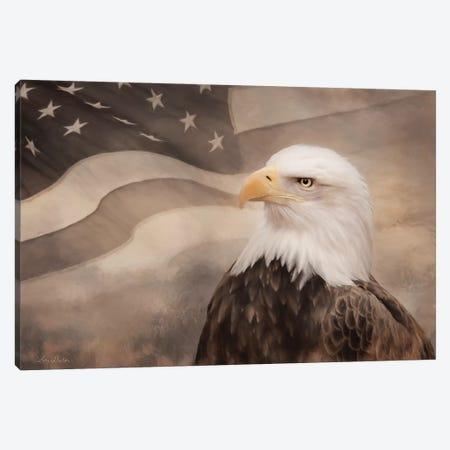 US Symbols Canvas Print #LOD206} by Lori Deiter Canvas Art Print